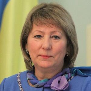 Валентина Данішевська фото